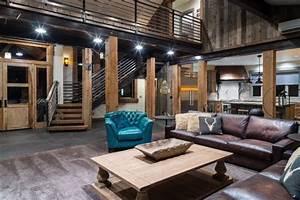 Rustic, Modern Living Room Style & Design • Southern Sunshine