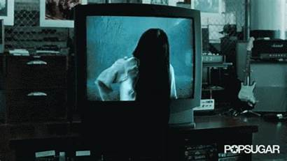 Ring Horror Gifs 2002 Scary Movies Ringu
