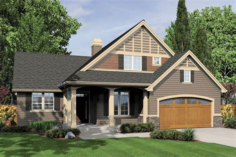 Craftsman Style House Plan 3 Beds 2 5 Baths 2120 Sq/Ft