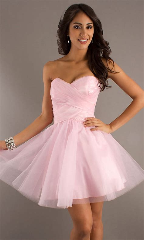 jcpenney light pink dress light pink homecoming dress Ꭰяǝᔕᔕǝᔕ pink
