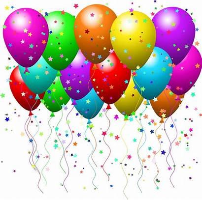 Clip Balloon Balloons Birthday Clipart Clipartion
