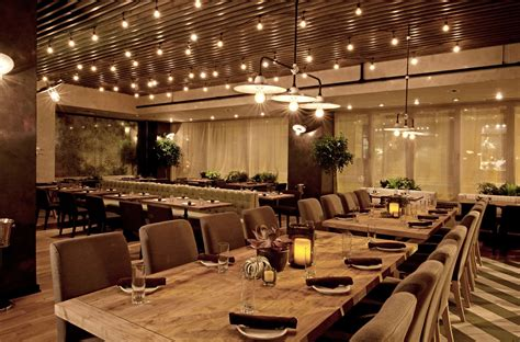 Little Hotel Restaurant Designs Doing Big Business