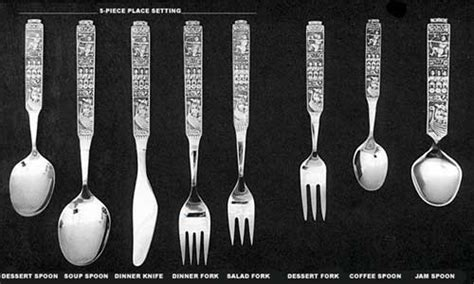 Konge-tinn Pewter Flatware And Collectible Pieces From Norway