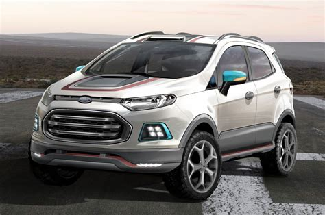 2019 Ford Ecosport by 2019 Ford Ecosport Top High Resolution Photo New Autocar