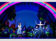 Andrew Lloyd Webber's Spectacular Staging Of The Wizard Of