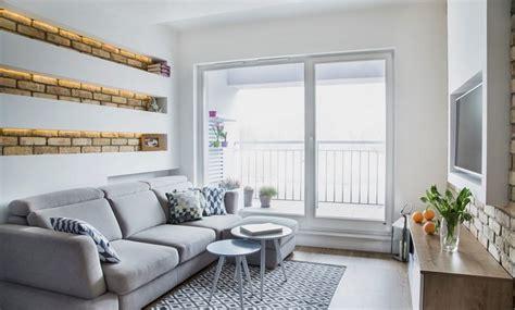 Kleine Räume Farblich Gestalten Wandfarbe Und Möbel