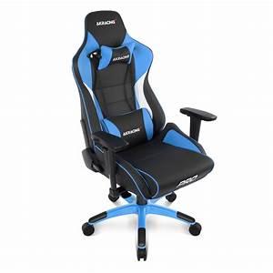 Günstiger Gaming Stuhl : akracing master pro gaming stuhl blau bei ~ A.2002-acura-tl-radio.info Haus und Dekorationen