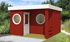 Gartenhaus Sauna Kombination : saunah user in rot unsere kunden beweisen mut zur farbe ~ Whattoseeinmadrid.com Haus und Dekorationen