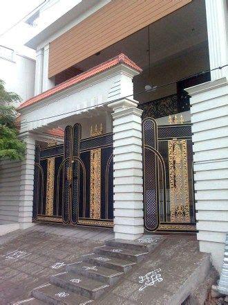 incredible main gate design  home  models    main gate pillars