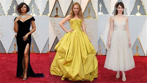 oscar 2017 bester oscars 2017 best and worst dressed los angeles times