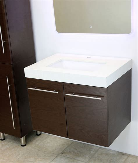 Floating Vanity Sink by Windbay 36 Quot Wall Mount Floating Bathroom Vanity Sink Set