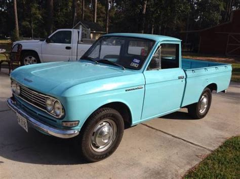 Datsun 520 For Sale by L18 5 Speed Swapped 1967 Datsun 520 Bring A Trailer