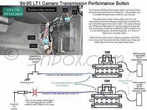 Performance Transmission Button