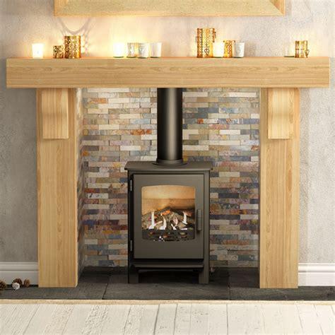 modern wood fireplace be modern elicot solid oak fireplace surround flames co uk Modern Wood Fireplace