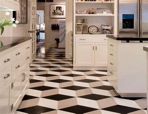 kitchen flooring ideas  match kitchen worktops