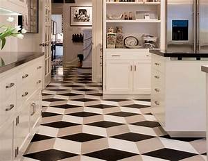 Various things to make the kitchen floor ideas best for Top 4 best kitchen flooring options