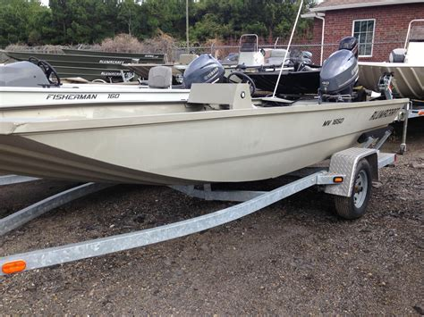 New Jon Boats For Sale by New Power Boats Jon Alumacraft Boats For Sale 4 Boats