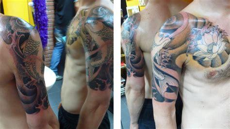 tatuaggi fiori braccio uomo tatuaggi uomo imagui