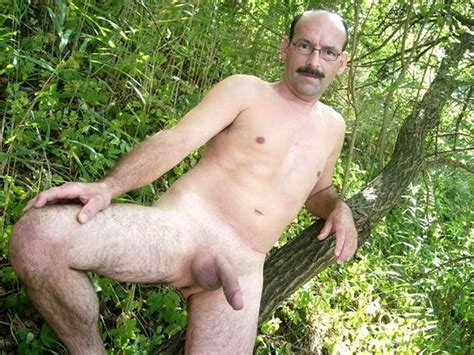 gay old man naked woods igfap