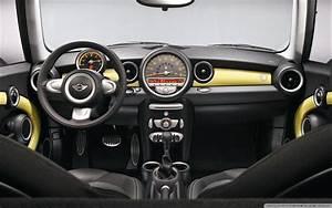 Mini Cooper Interieur : luxury car interior 7 4k hd desktop wallpaper for 4k ultra hd tv wide ultra widescreen ~ Medecine-chirurgie-esthetiques.com Avis de Voitures