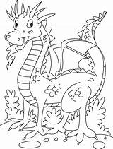 Coloring Dragon Pages Medieval Playful Mood Colouring Dragons Companion Knights Printable Template Sheets Bestcoloringpages Knight Castle Caballeros Drak Craft Castles sketch template