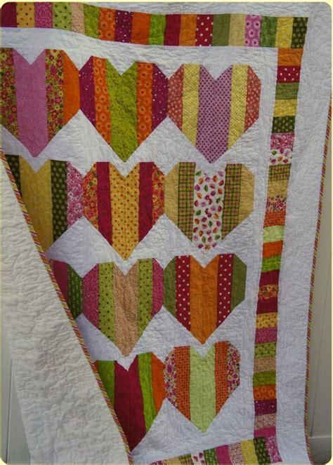 ideas  heart quilts  pinterest heart quilt