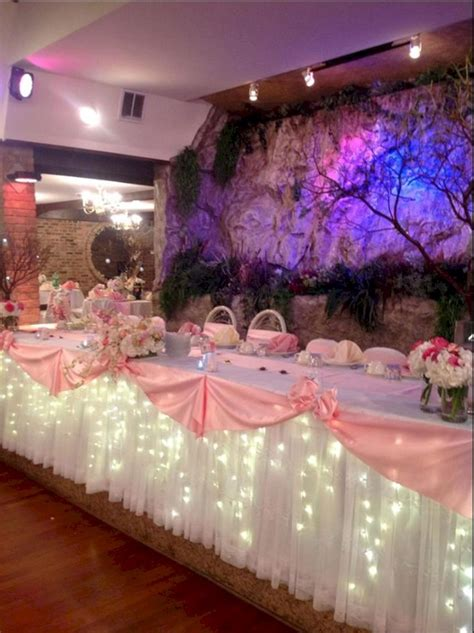 Beautiful Quinceanera Decorations For Your Wedding (25