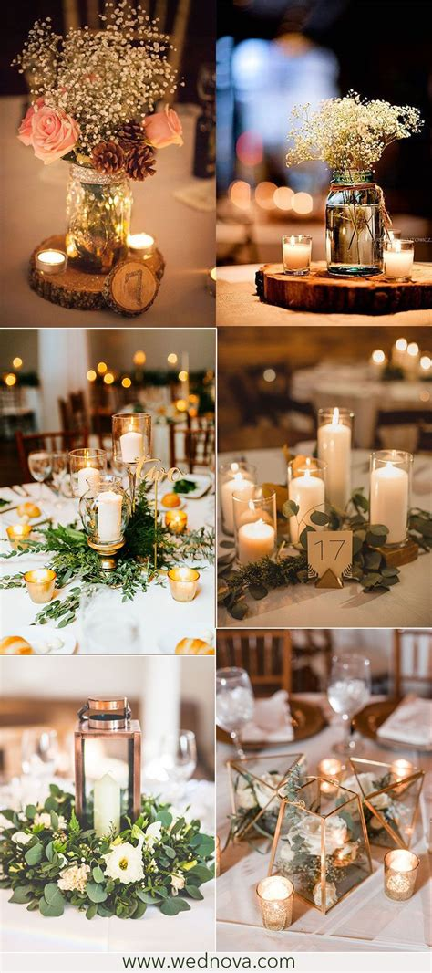 36 Vintage Wedding Centerpieces and Decor To Excite You