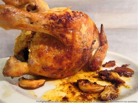 recette cuisine telematin poulet rôti fondant farci sous la peau et ses petites