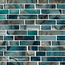 Montage Harbour Island Polished Linear Mosaic   12in. x