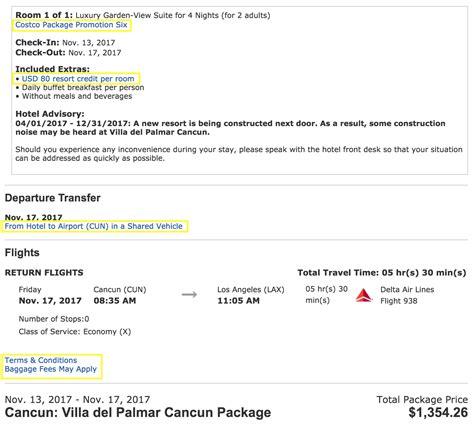 costco travel tips    discounts deals