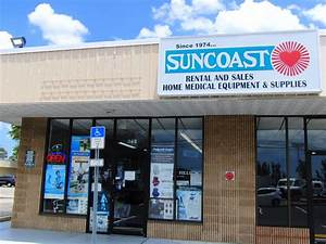 Suncoast medicare supply company must see sarasota for Suncoast furniture and mattress outlet