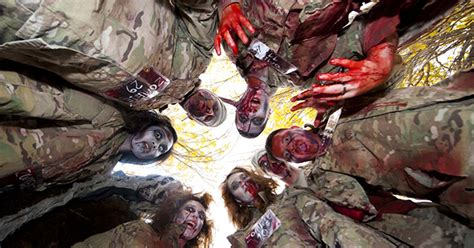 zombie apocalypse zombies already