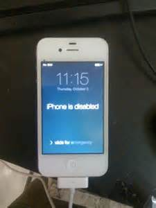 how to undisable an iphone without itunes how to connect a locked iphone to itunes ehow the