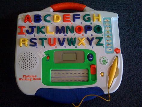 Macam Macam Ada Leapfrog Phonics Writing Desk