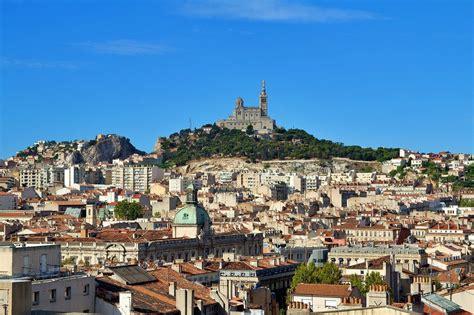 Marseille vue du ciel : Un drone capture des images de la ...