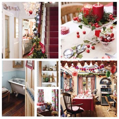 country chic christmas decorating uk christmas decor inspiration country style