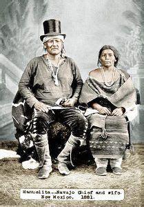 manuelito navajo war chief legends  america