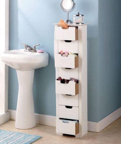 Slim Bathroom Unit by Slim Space Saver 8 Drawer Cabinet Storage Shelf Bathroom