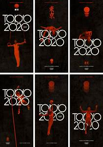 """Tokyo 2020"" retro Olympics on Pantone Canvas Gallery"