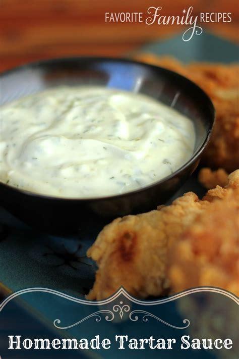 Best 25 Homemade Tartar Sauce Ideas On Pinterest