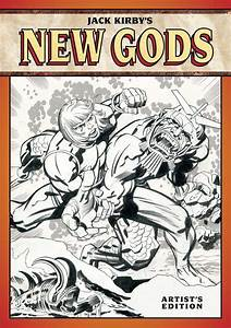 IDW TO PUBLISH ARTIST'S EDITIONS OF JACK KIRBY'S NEW GODS ...
