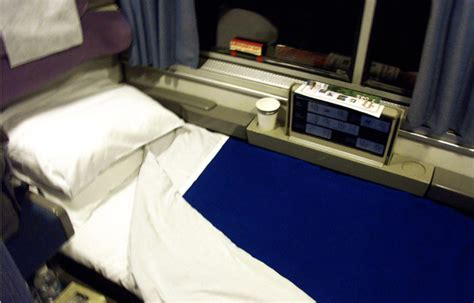 A Sleeper Is Worth The Extra Cost  Trains & Travel With