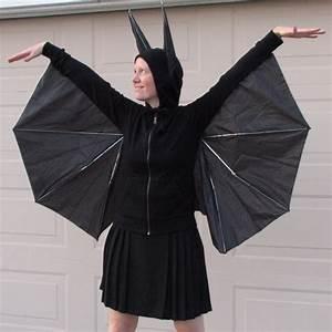 Halloween Kostüm Herren Selber Machen : batgirl und fledermauskost m selber machen ~ Lizthompson.info Haus und Dekorationen