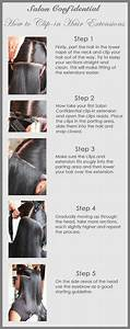 Clip In Hair Extensions Placement Diy By Yourself