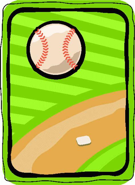 baseball field clipart  cliparts