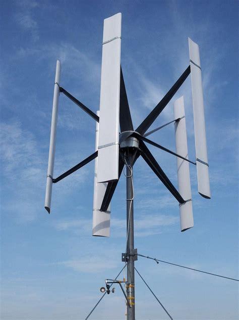 Чем лучше и чем хуже вертикальный ветрогенератор в плане.
