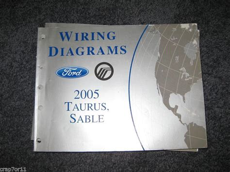 Purchase Ford Taurus Mercury Sable Wiring Diagrams