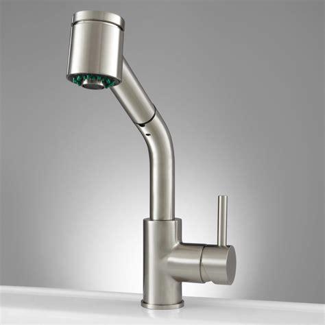 Gleason Singlehole Pulldown Kitchen Faucet  Singlehole