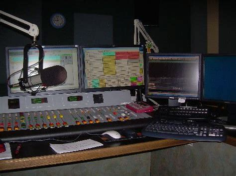 modern radio station radio station equipment an introduction